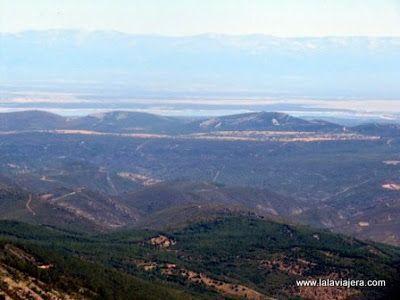 Pico Carbonero, Geoparque Villuercas, Ibores, Jara