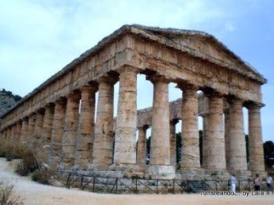 templo de segesta, sicilia