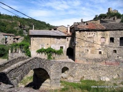 Puente Medieval Montañana, Ribagorza, Huesca
