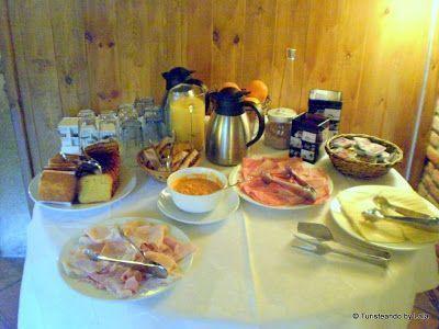 Buffet Casa Rural Casona Salceda, Cantabria