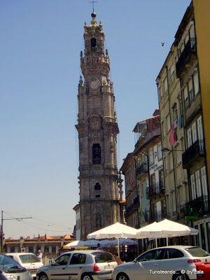 torre clerigos, oporto