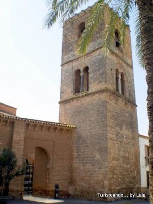 Iglesia Santa Maria de la Granada, Niebla