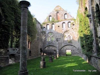 Abadia Villers-la-Ville, Valonia, Belgica