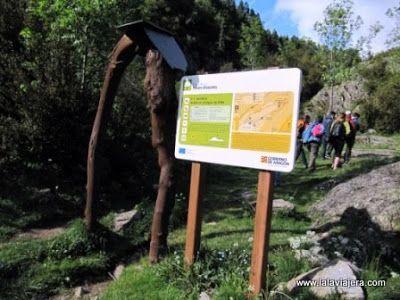 Sendero Botanico Gorgas Alba, Posets Maladeta
