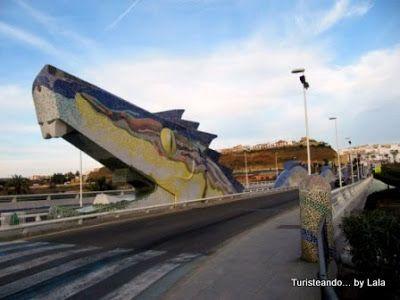 puente dragon, alcala guadaira, sevilla