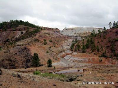 Paisaje Minero Riotinto