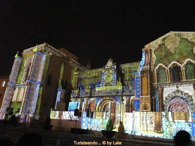 Montaje multimedia San Isidoro, Leon