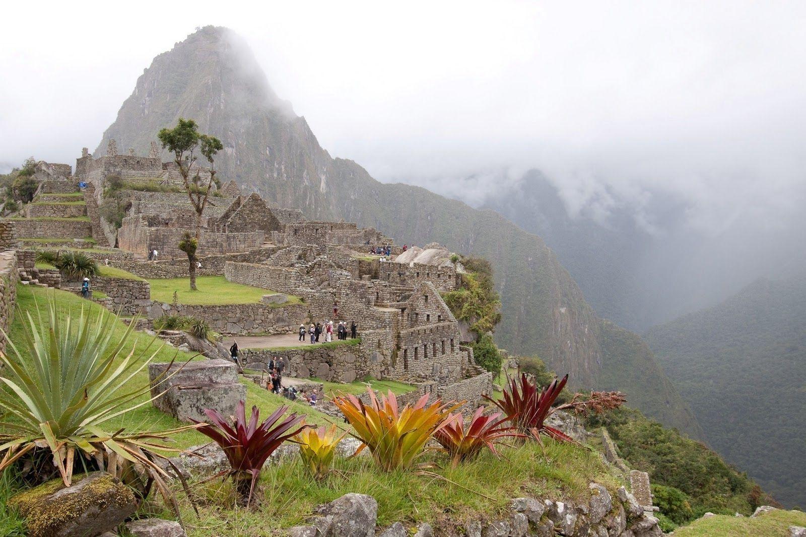 Machu Pichhu
