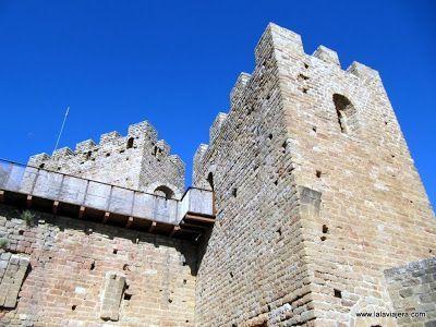 Torre Homenaje Castillo Loarre, Huesca