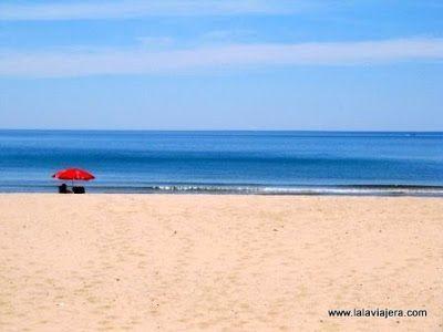 Playa Casita Azul, Isla Cristina, Huelva