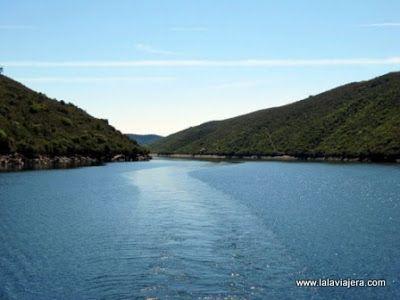 Crucero fluvial Parque Natural Tajo Internacional