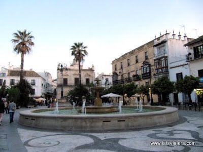 Plaza del Cabildo, Sanlucar de Barrameda