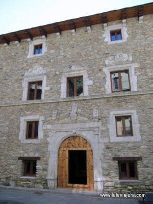 Palacio Condes Ribagorza, Benasque, Huesca