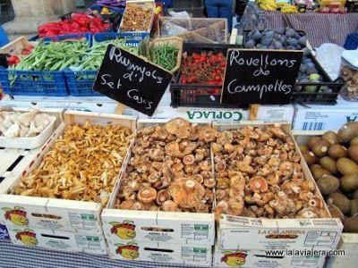 Mercado Semanal Vic, Barcelona