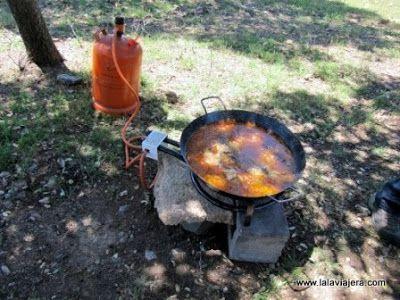 Sopa de Pez, Mirador Carrasquera, Cedillo