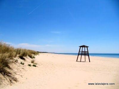 Playa del Hoyo, Isla Cristina, Huelva