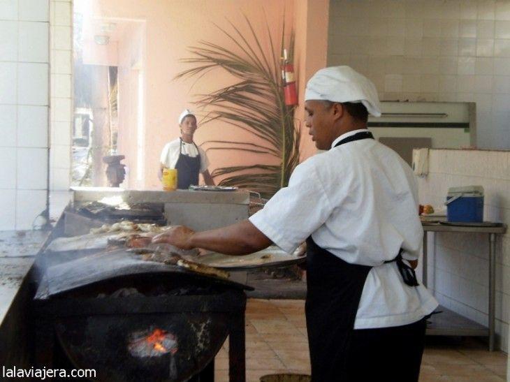 Restaurante Capitán Cook, Punta Cana