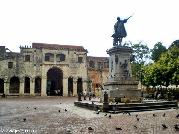 Ciudad colonial de Santo Domingo, capital de República Dominicana