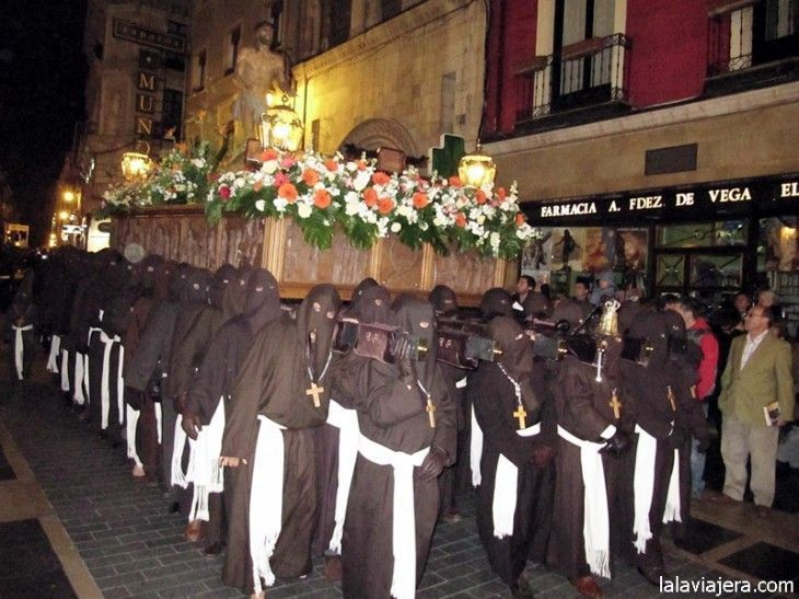 Procesión del Perdón, León