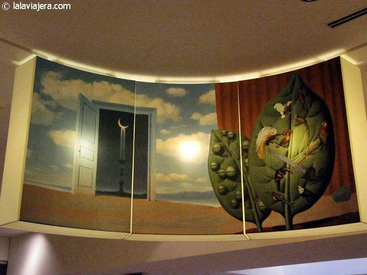 Museo Magritte, Bruselas