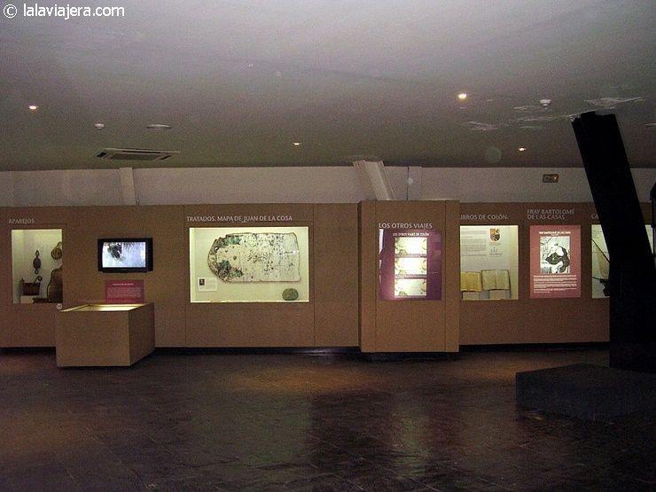 Museo y Centro de Interpretación del Muelle de las Carabelas