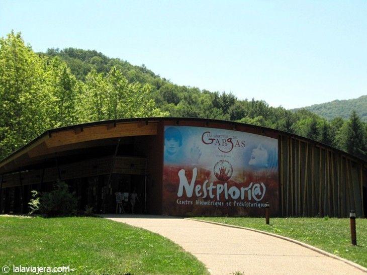 Nestploria, el centro de interpretación de las Grutas de Gargas