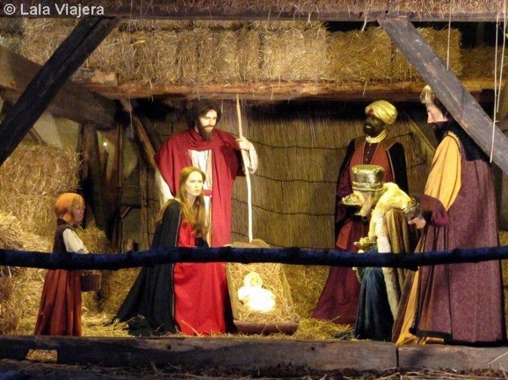 Belen de Navidad de la Grand Place, Bruselas