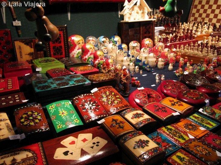 Compras de Navidad en Bruselas