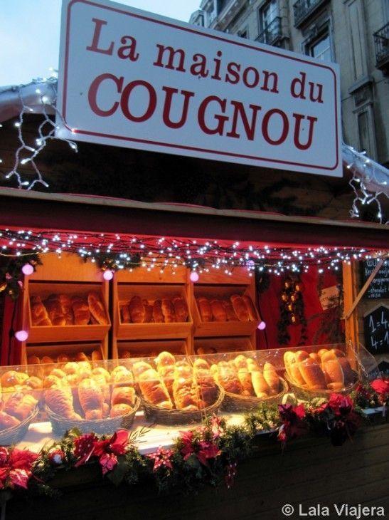 Cougnou, desayuno tipico de Bruselas en Navidad