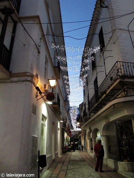 Paseo por el casco histórico de Marbella