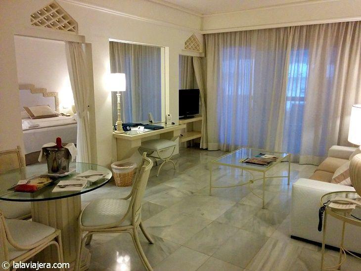 Junior Suite del Hotel Iberostar Marbella Coral Beach