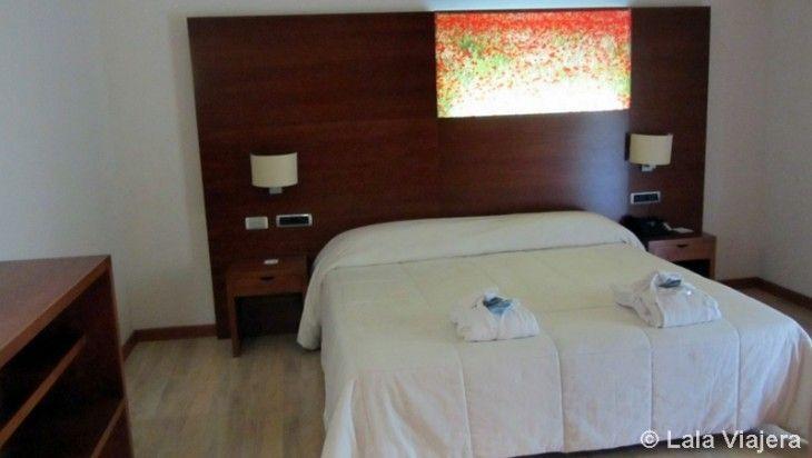 Habitación del Hotel Balneario Valle del Jerte