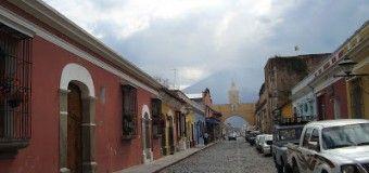 Un paseo por la ciudad colonial de Antigua Guatemala
