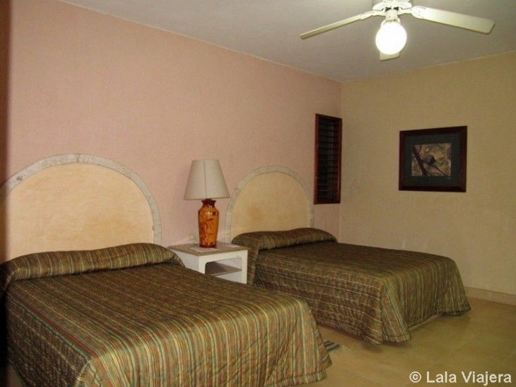 Habitación Chicanná Ecovillage Resort, Xpujil, Mexico