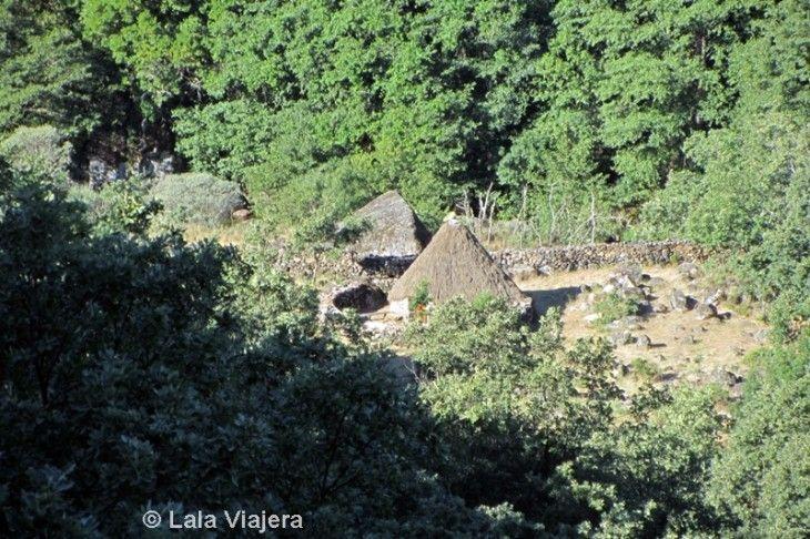 Chozas para pastores en el Valle del Jerte