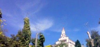 Monserrate, de peregrinacion en Bogota