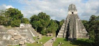 Visita a la ciudad maya de Tikal