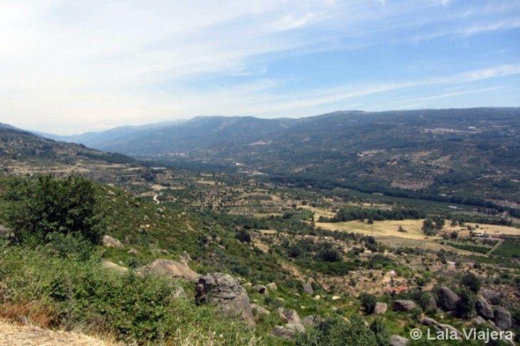 Panoramica Valle del Jerte