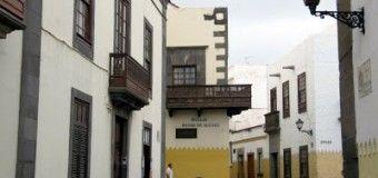 El barrio de Vegueta y la playa de Las Palmas