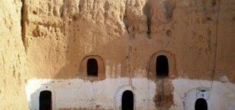 Star Wars y las casas trogloditas de Matmata