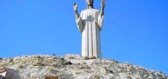 El Cristo del Otero, simbolo de Palencia