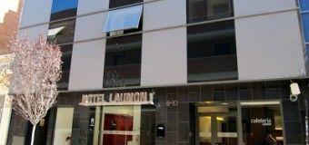 Dormir en Barcelona: Hotel Laumon