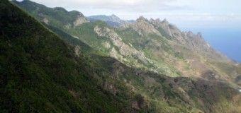 Ruta de los miradores y poesia del Parque Rural de Anaga