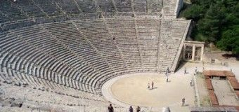 Lugares Patrimonio de la Humanidad: el Teatro de Epidauro y su acustica