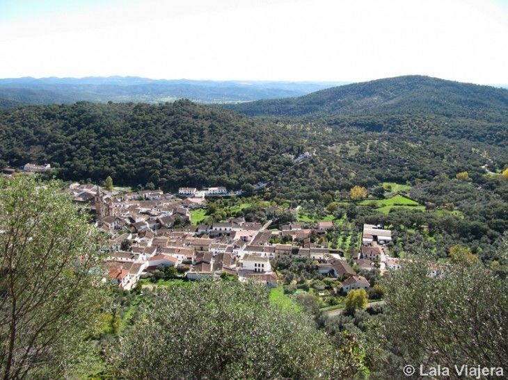 Descubre Huelva: CAlájar, el Balcón de la Sierra de Aracena