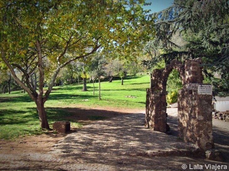 Arco de los Novios, Peña de Alájar