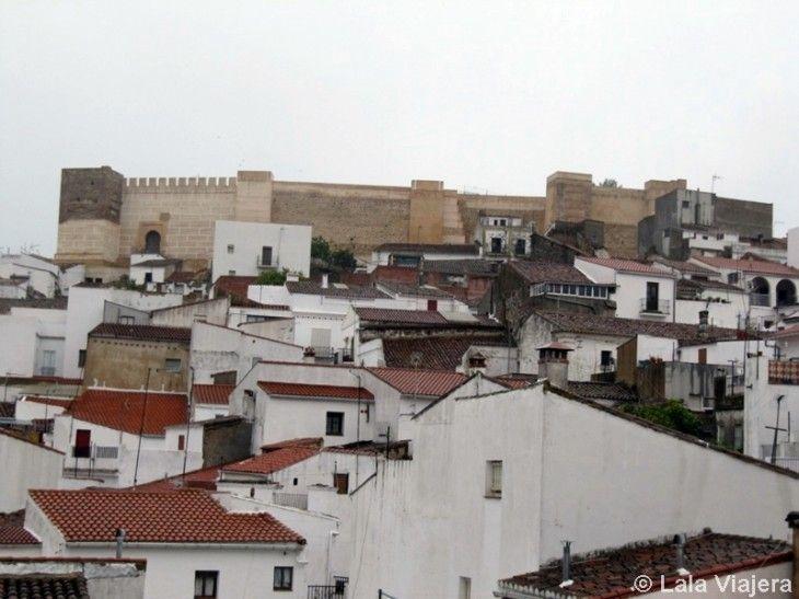Castillo de Aroche, Huelva