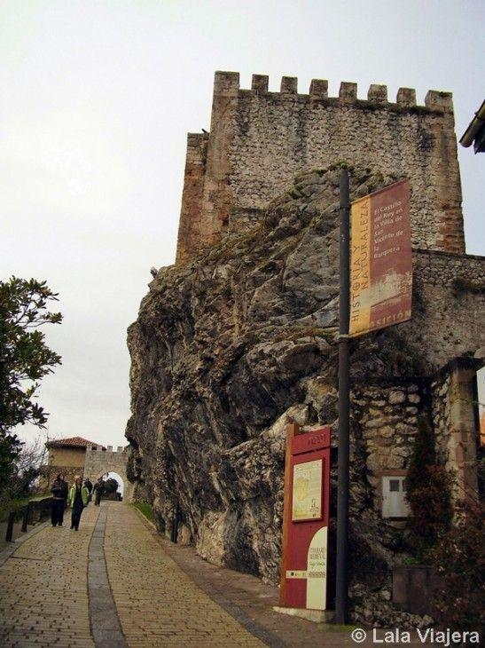 Puebla Vieja San Vicente de la Barquera, Cantabria