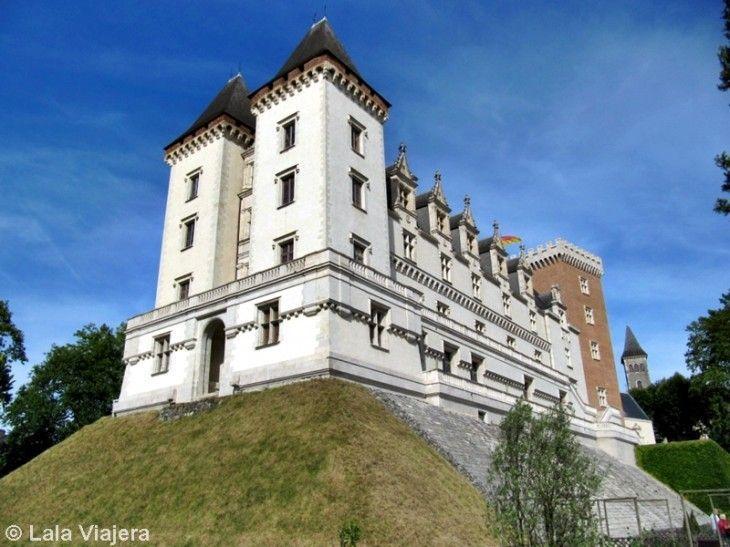 El Castillo de Pau, Museo Nacional de Francia