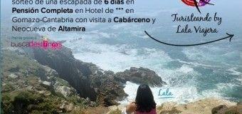 Concurso: Gana un viaje a Cantabria ¡gratis!